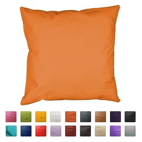 Cojin Polipiel (60x60) (Naranja)