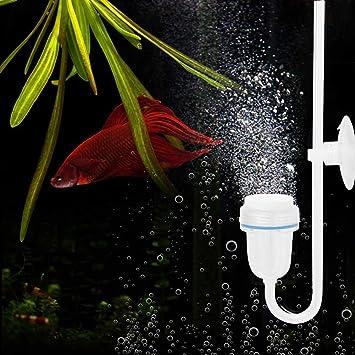 Unibell Low Pressure Nano Air Bubble Stone Diffuser Atomizer Tube Increasing Oxygen for Fish Tank Aquarium