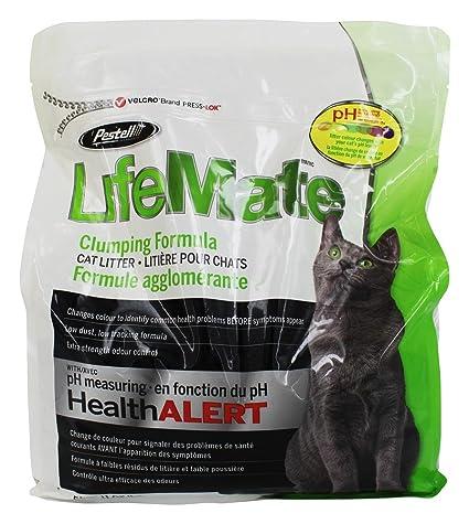 Pestell - Vida Mate arena para gatos aglomerante fórmula - 11.02libras.