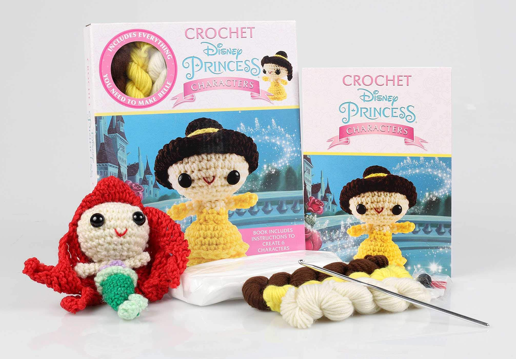 PDF Disney Princess. FREE amigurumi crochet pattern. Бесплатный ... | 1400x2012