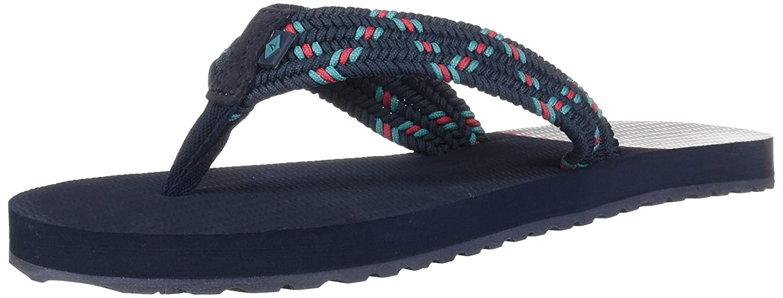 SPERRY Womens Wharf Thong Woven Sandal