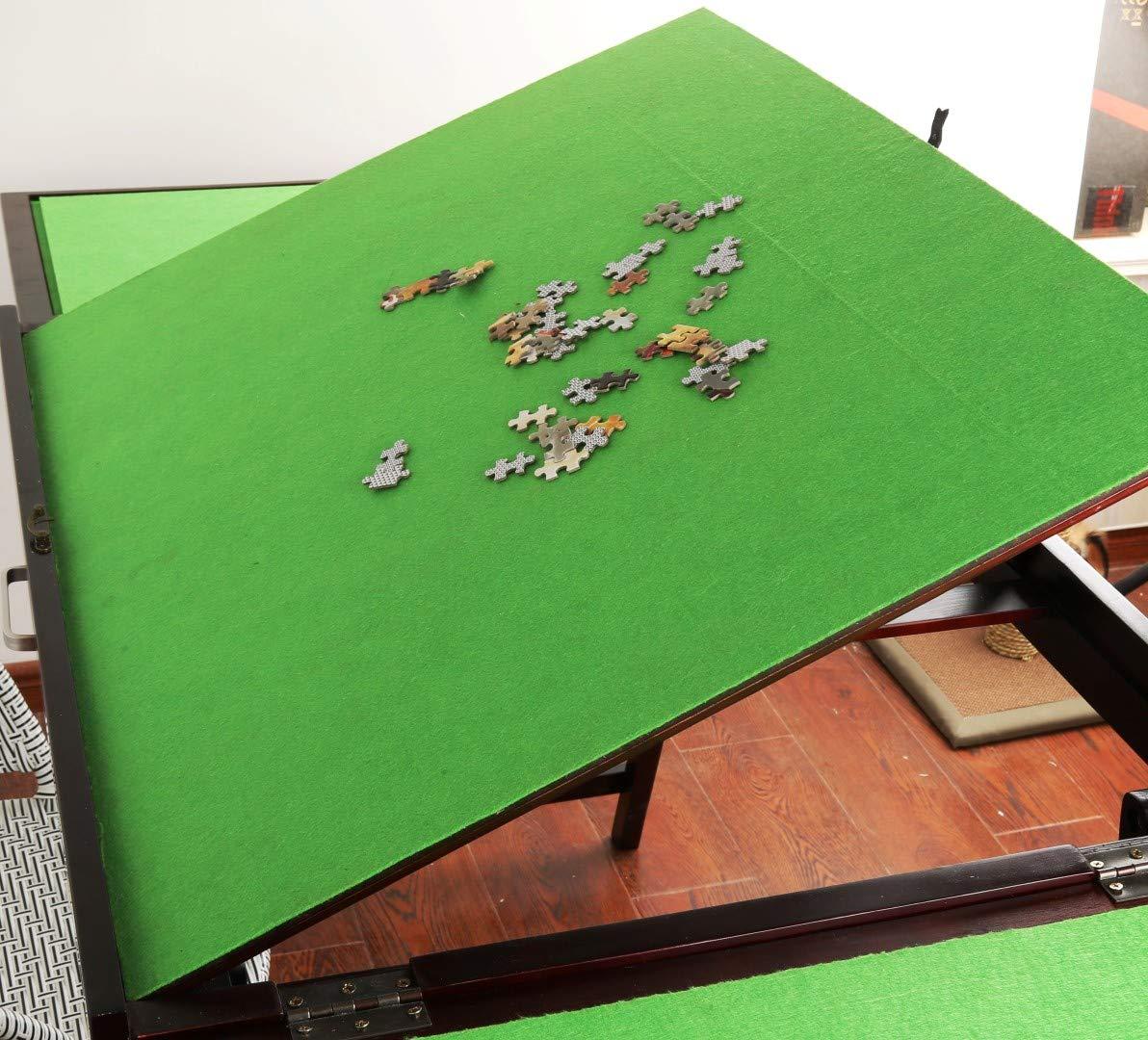 Amazon.com: 2019 - Puzle de mesa plegable (1500 piezas ...