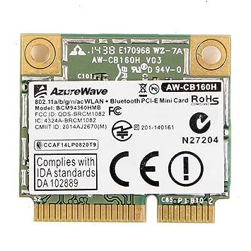 Gateway MX6020 Broadcom WLAN Linux