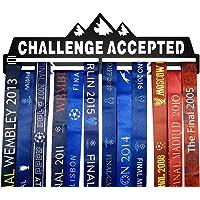 Full Health Sporting Running Medal Hangers Awards Display Medaillehouder Rack Metal Steel Wall Mounted Challenge…