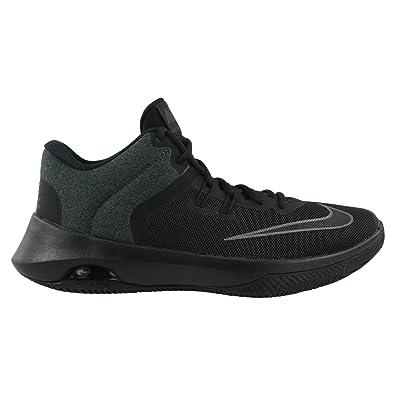 Nike Mens Air Versitile II NBK, Black/Mtlc Dark Grey-Anthracite, 8