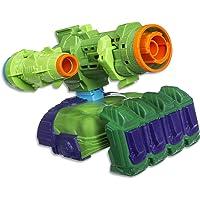AVENGERS Hulk Nerf Assembler Gear Blaster, 8 Pieces