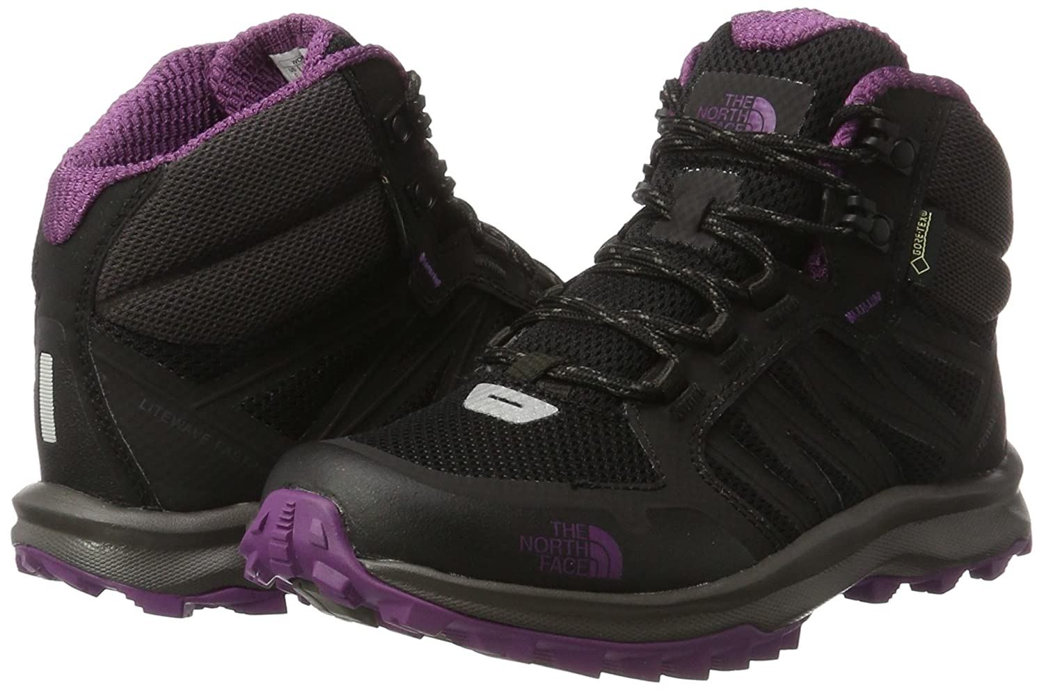THE NORTH NORTH NORTH FACE Damen Litewave Fastpack Mid Gore-tex Trekking-& Wanderschuhe 38c630