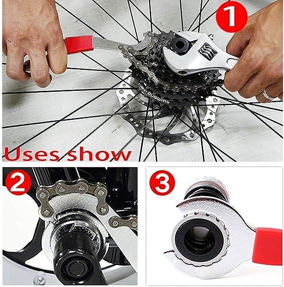 Pedalier de Bicicleta de welinks fija reparación herramienta para ...