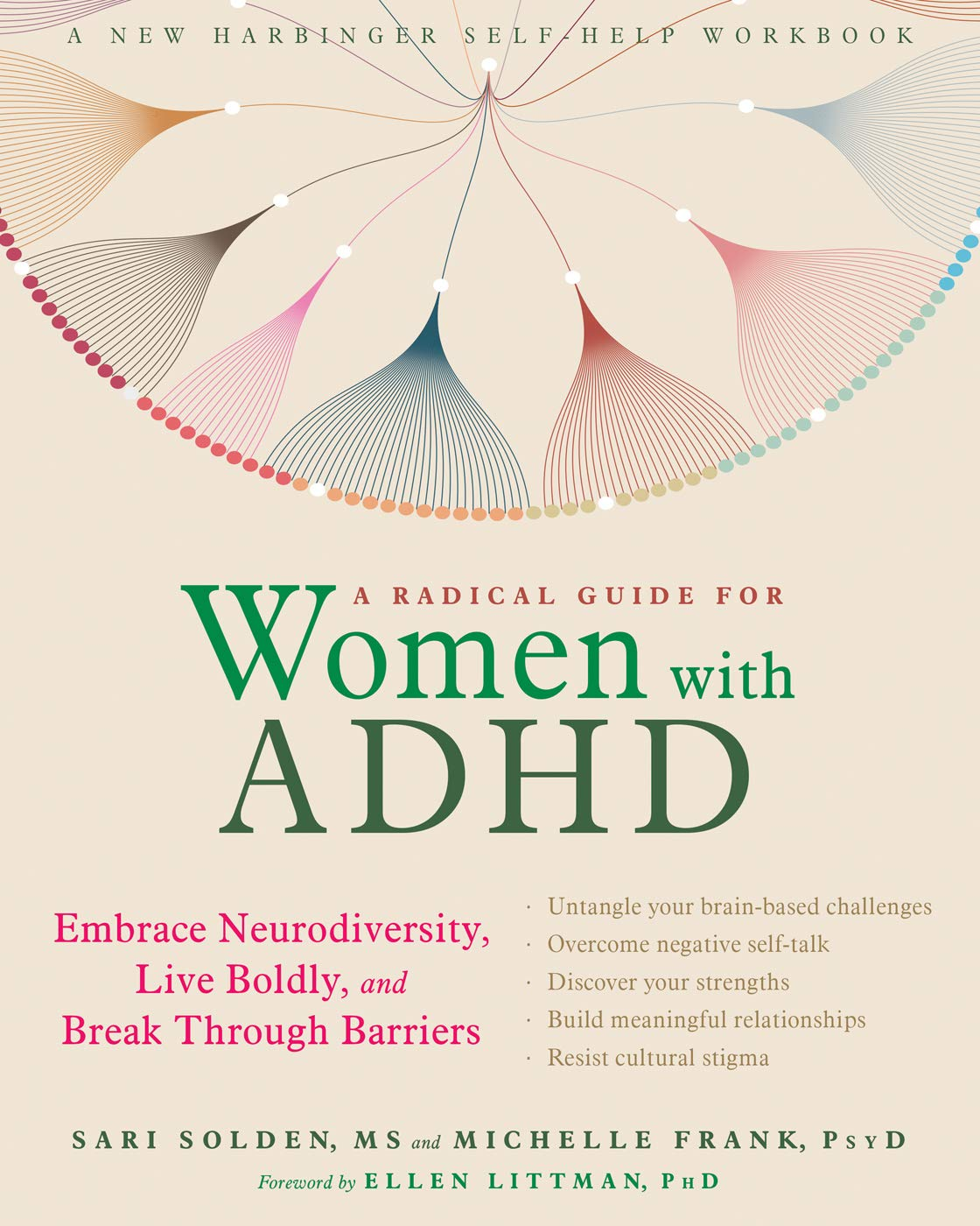 A Radical Guide For Women With Adhd Embrace Neurodiversity Live Boldly And Break Through Barriers Solden Ms Sari Frank Psyd Michelle Littman Phd Ellen 9781684032617 Amazon Com Books