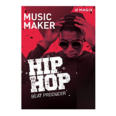 MAGIX Music Maker – Hip Hop Beat Producer Edition – Audio software for creating hip-hop beats. [Download]