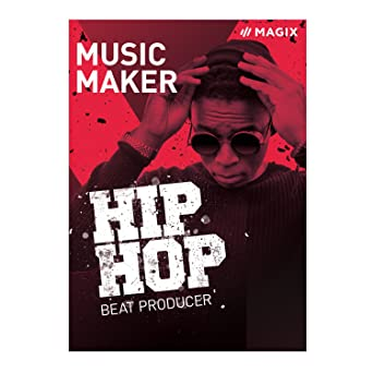 8521d58bc33b Amazon.com  MAGIX Music Maker – Hip Hop Beat Producer Edition – Audio  software for creating hip-hop beats.  Download   Software