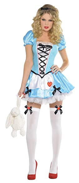 Alice in wonderland sexy costume