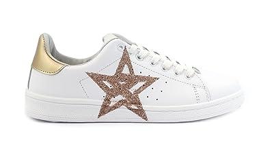 Nira Rubens Sneaker DAST84 Daiquiri Stella Bianco/Platinum Taglia 37 - Colore Bianco/Platino bN4dQsfTo