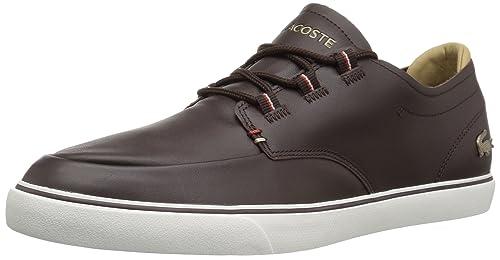 2cdf7048d16b79 Lacoste Men s Esparre Deck Sneakers