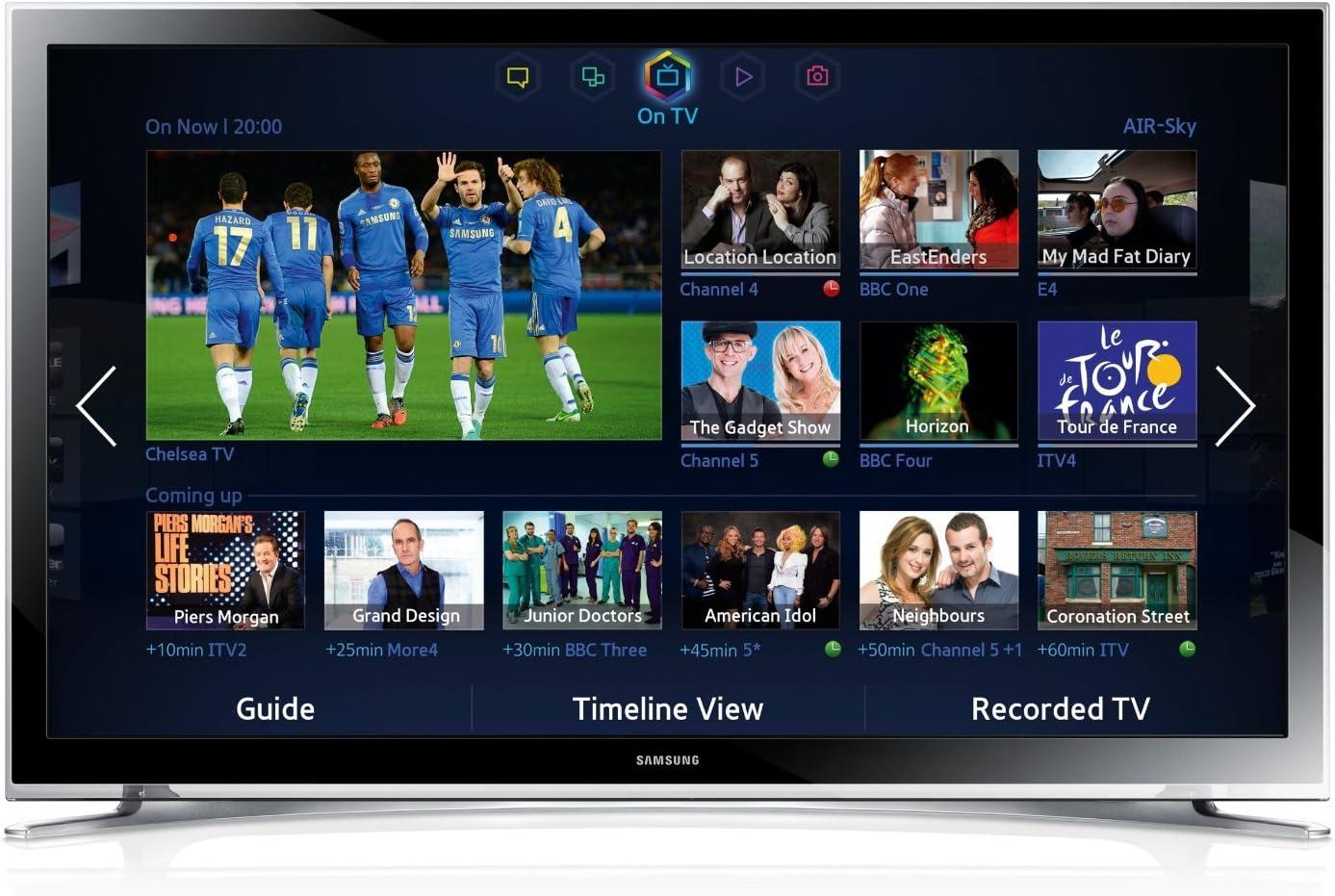 SAMSUNG 32 TV LED SMART TV UE32F4500: Amazon.es: Electrónica