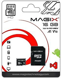 32GB QUMOX 80MB//s SD HC 32 GB Class 10 UHS-I Secure Digital tarjeta de memoria
