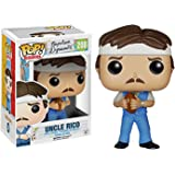 Funko POP Movies: Napoleon Dynamite - Uncle Rico Action Figure