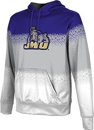 James Madison University Foundation Girls Zipper Hoodie School Spirit Sweatshirt Brushed