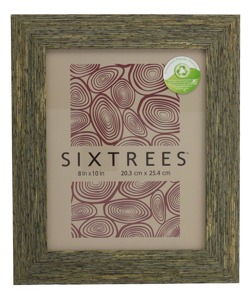 Amazon.de: Sixtrees Belleau Bilderrahmen, Querformat, Treibholz ...