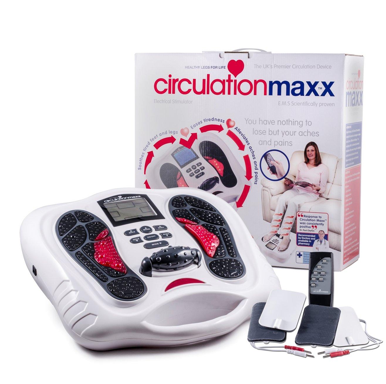 Electroestimulador Circulation Maxx
