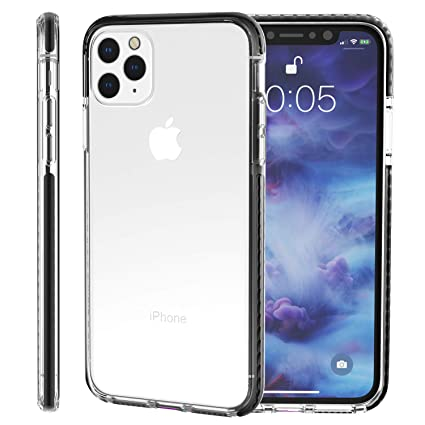 YIPINSHOW Clear Case for New iPhone 11 Pro Max 6.5 inch (2019), Full  Protection Phone Case Cover Anti,Scratch Shockproof Case for iPhone 11 Pro  Max