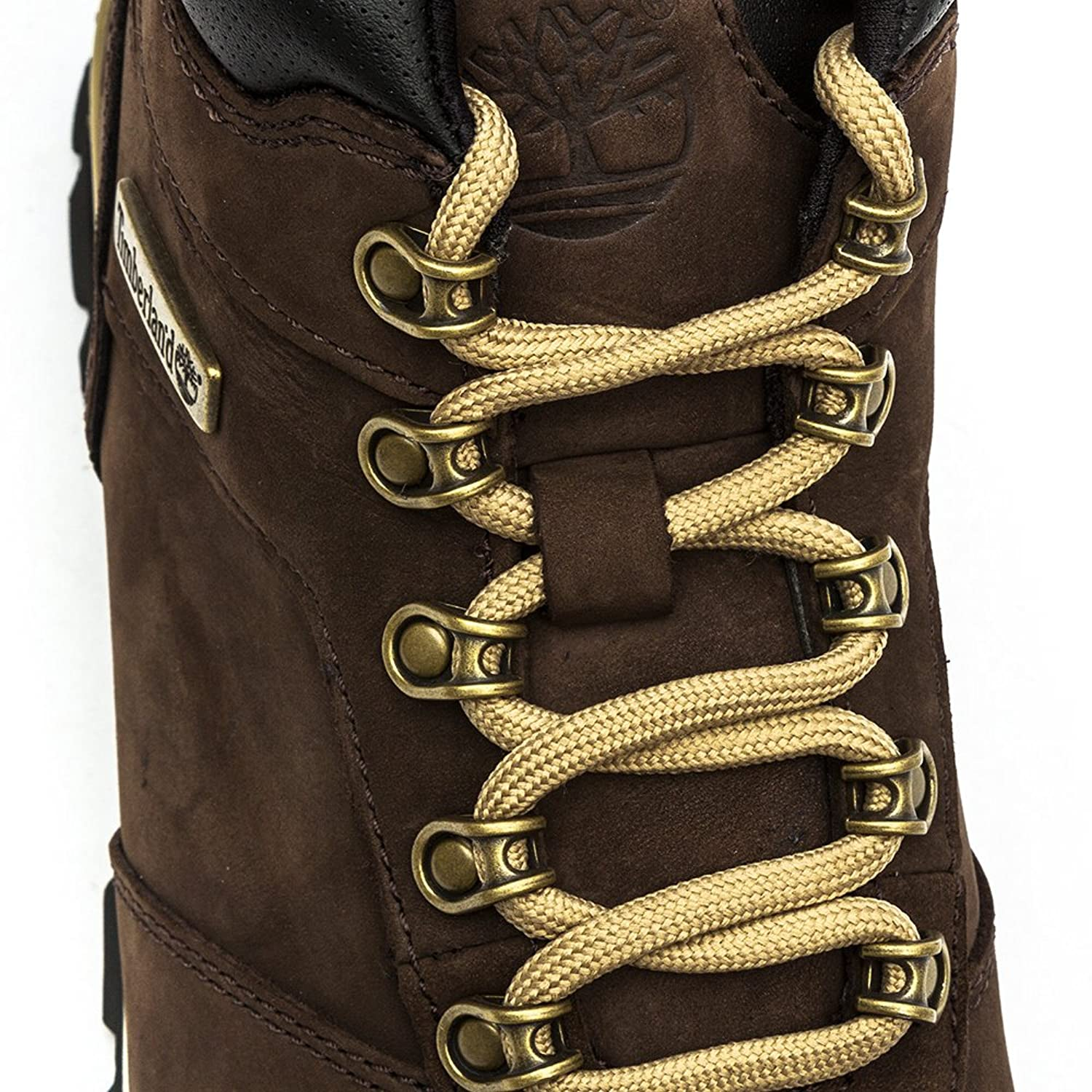 timberland splitrock marron
