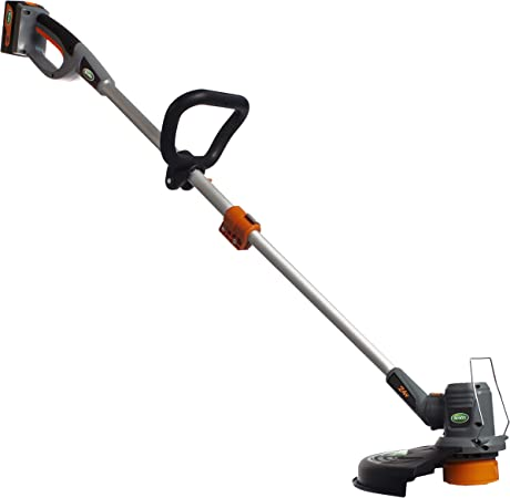 Amazon Com Scotts Outdoor Power Tools Lst01324s 24 Volt 13 Inch Cordless String Trimmer 2ah Battery Fast Charger Included Garden Outdoor