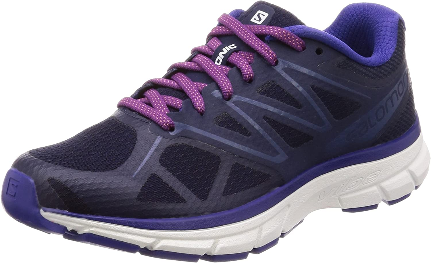 Salomon Women s Sonic Road Running Shoe