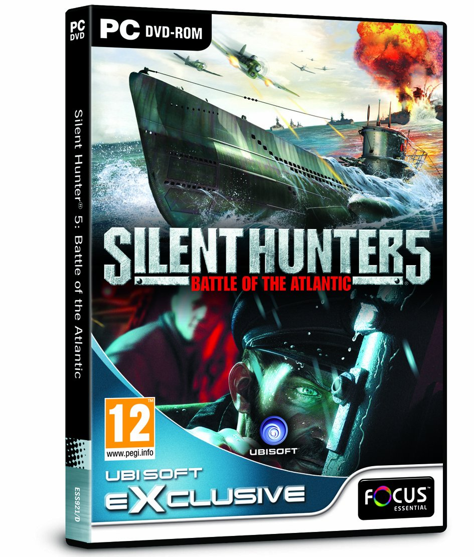 Sh Show Me How To Play A Dvd In My Pc - Silent hunter 5 battle of the atlantic pc dvd