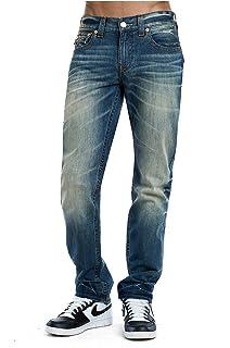 Diesel Men/'s Jeans Thommer Cotton Denim Slim Fit 00SW1Q-084QG Light Blue