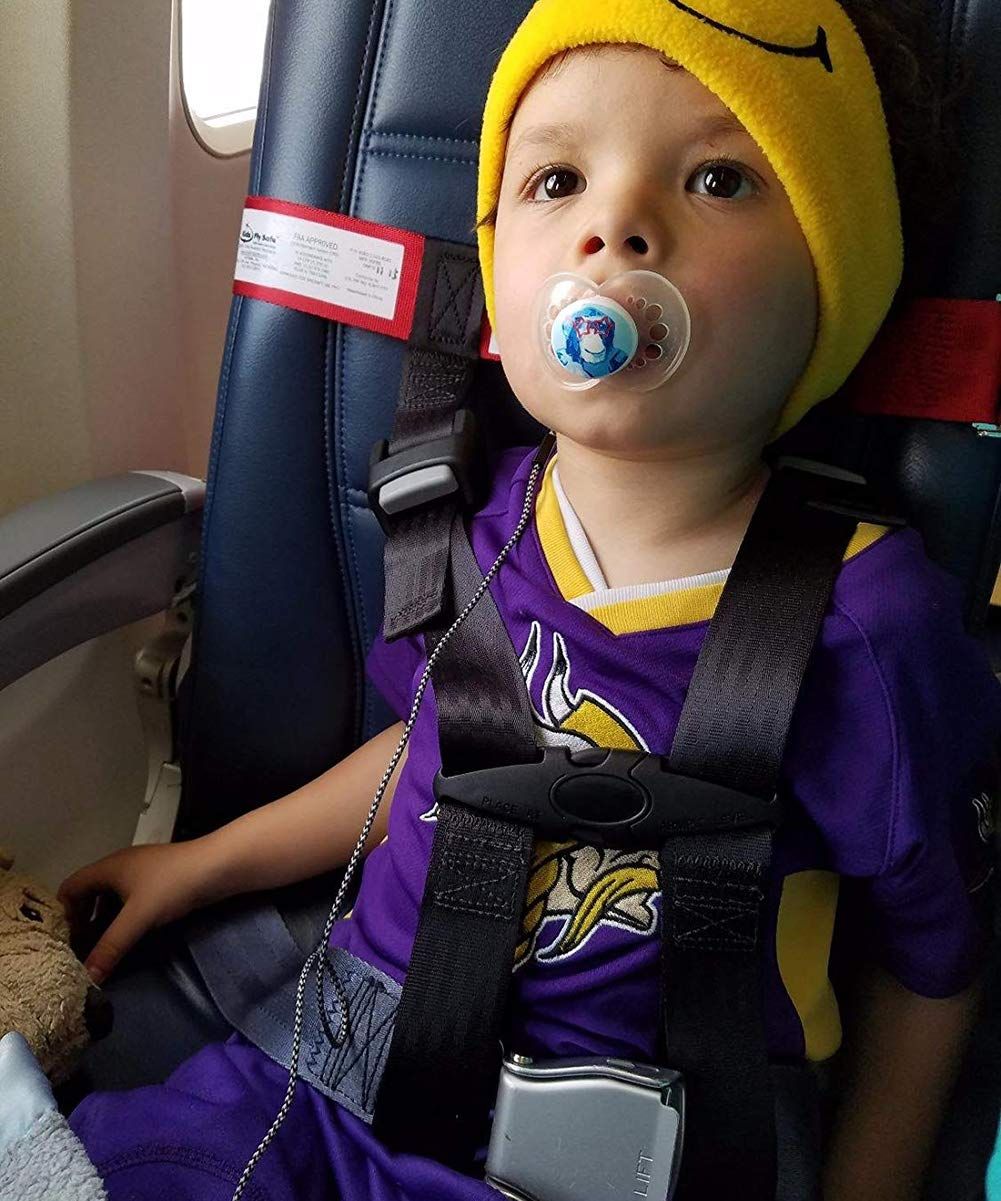 Child Safety Harness Safety System Strictly for Aviation Travel Use Only Child Airplane Safety Travel Harness Protect Your Child for Airplane Travel Safety