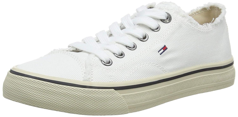 Tommy Hilfiger corporate flatform sneaker, scarpe da
