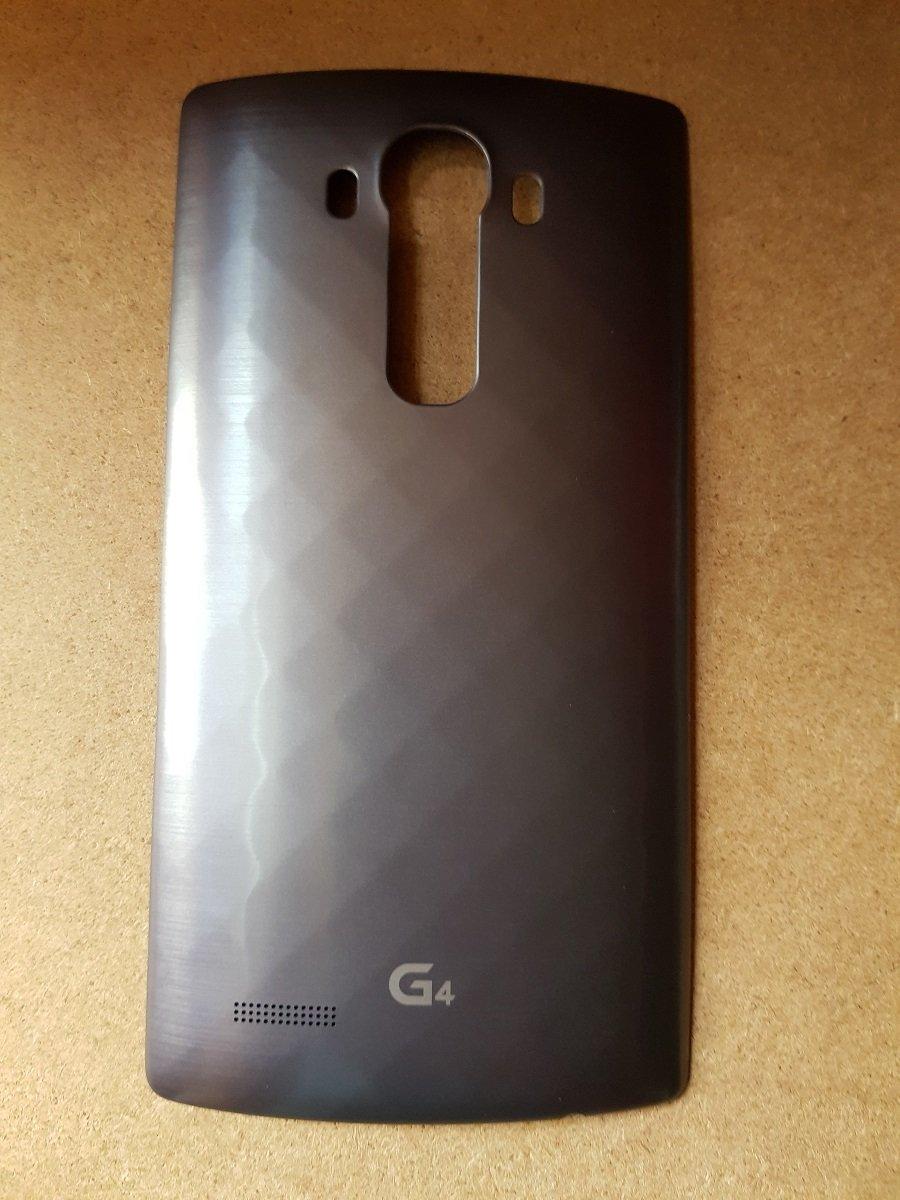 Carcasa Trasera Original LG G4 (H815): Amazon.es: Electrónica