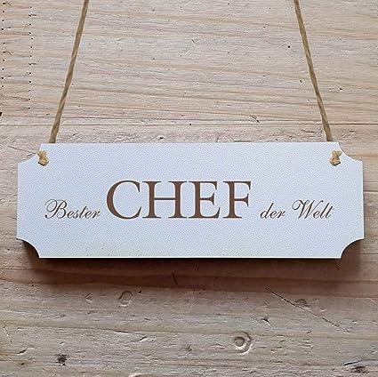 Cartel « Discreta Chef del Mundo » a partir de: 15 x 5 cm ...