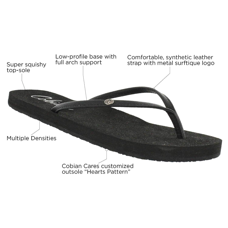 139c7c4ce Amazon.com   Cobian Nias Bounce Women's Flip Flop Sandal   Flip-Flops
