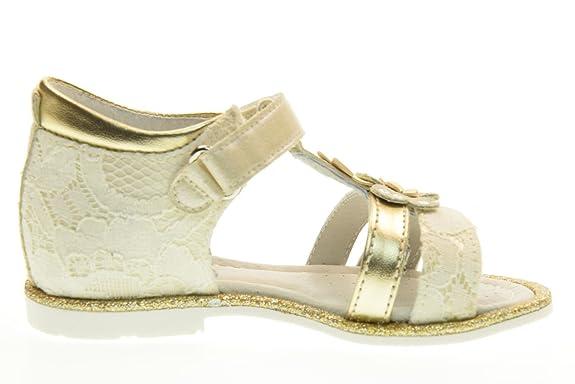 bd0eadc7eeb87 Nero Giardini P722340F Chaussures Fille Sandales 702 (23 26) Taille 26 Sable   Amazon.fr  Chaussures et Sacs