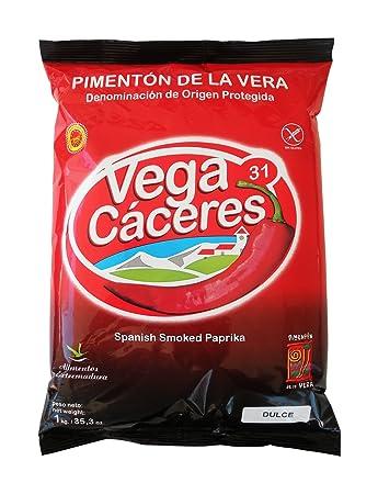 Vega Caceres Spanish Smoked Paprika D.O. La Vera Pimenton de ...