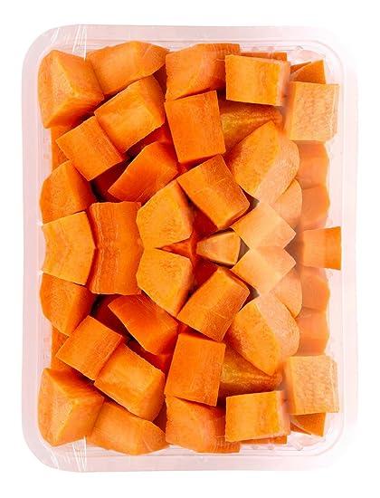 Fresh Carrot Cut, 250g
