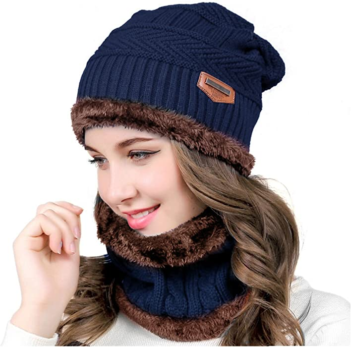 66385df06a3 HighCool Bonnet d hiver Femme