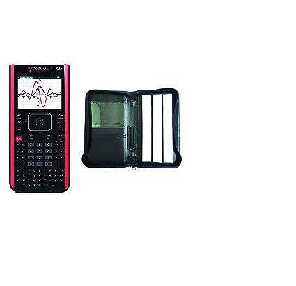 TI Nspire CX II-T CAS Garantieverl/ängerung auf 60 Monate Texas Instruments Premiumpaket Ladekabel