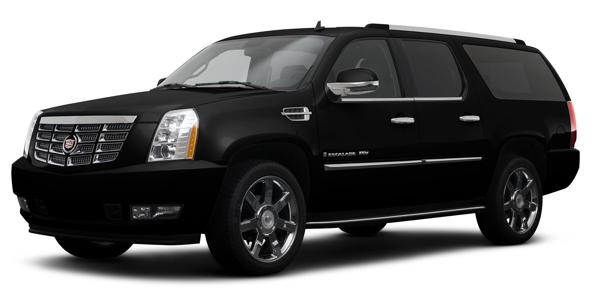 2008 Cadillac Escalade ESV, 2-Wheel Drive 4-Door ...