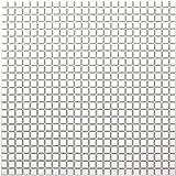 LIXIL(リクシル) INAX エコカラット ウォールキャンバス ラグジュアリーモザイク×ダークブラウン枠 ECCV-6363/AB-1