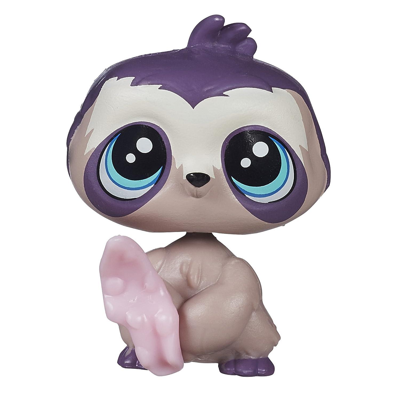 Amazon Littlest Pet Shop Single Pet Dozer Dryden Toys & Games