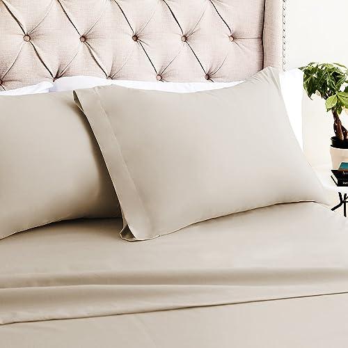 bamboo queen sheets u2010 4pc set hotel quality u2013 soft luxurious eco