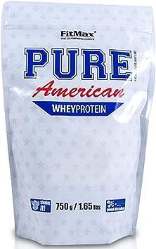 Fitmax Pure American Paquete de 1 x 750g Concentrado de ...