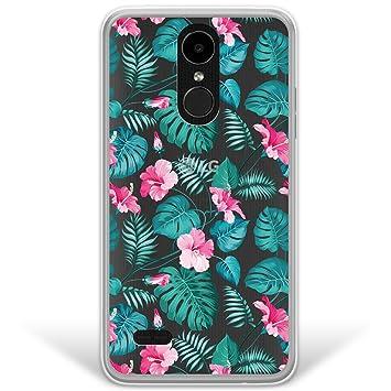 WoowCase Funda LG K4 2017 - K8 2017, [Hybrid ] Flores ...