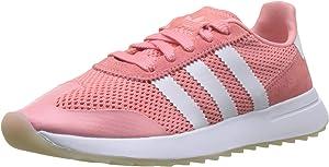 Adidas Flashrunner, Zapatillas de Deporte para Mujer, Blanco