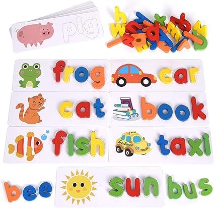 Children/'s Flash Cards Kids Educational Pre School Brighter Child Sight Words