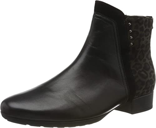 Gabor Comfort laarzen zwart Dames | Ziengs.nl
