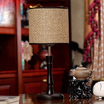 Skgy Lampen Moderne Tisch, Rota Vorhang Aus Holz Deko Tischleuchte, Simple  Mode,